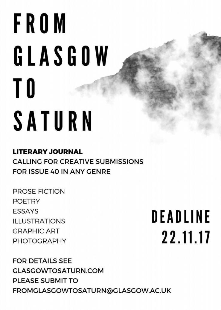from glasgow to saturn submissions